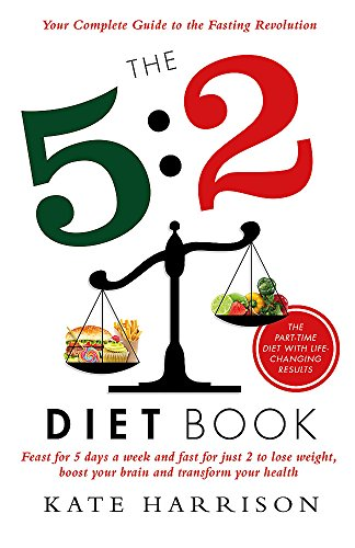 The 5:2 Diet Book Cover Image