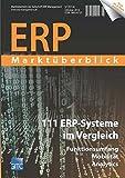 ERP Marktüberlick 3/2014: 111 ERP-Systeme im Vergleich - Funktionsumfang, Mobilität, Analytics