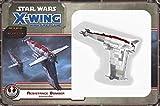 Fantasy Flight Games ffgswx67Star Wars Widerstand Bomber Erweiterungsset: X-Wing Miniaturen Spiel, Gemischte Farben
