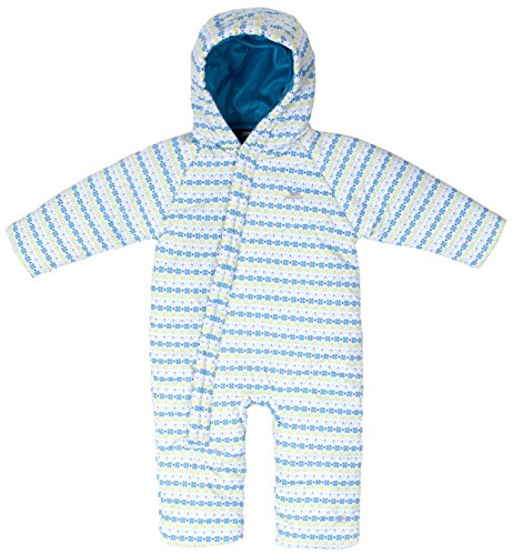 Trespass Gismo Skianzug Blau Marineblau 12/18 Monate