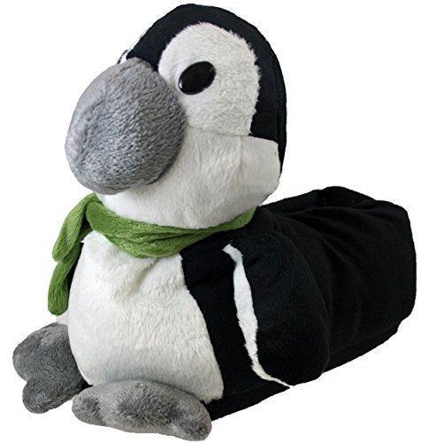 Senhoras Bonitos Do Natal Vaca Urso Chinelos Panda Pinguim Novidade Verde