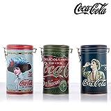 Barattolo Vintage in Metallo Coca-Cola (1000035154)