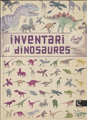 Inventari il-lustrat dels dinosaures (Ciència)
