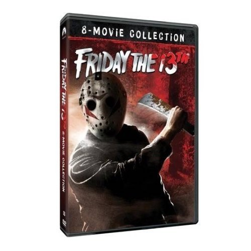 FRIDAY THE 13TH: THE ULTIMATE COLLECTION - FRIDAY THE 13TH: THE ULTIMATE COLLECTION (8 DVD)