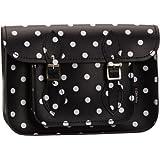 Zatchels Women's Polka Dot 11.5 Cross-body Bag