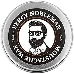 Percy Nobleman bigote Cera