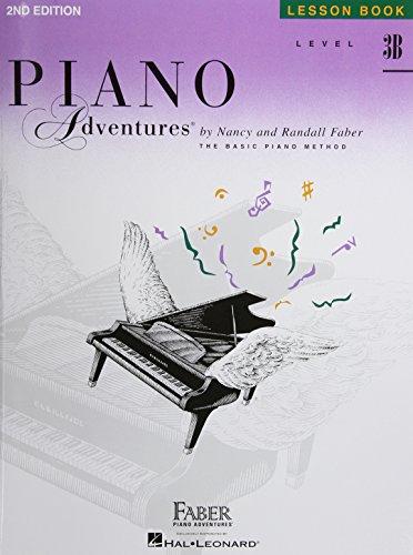 Faber Piano Adventures: Lesson Book Level 3B por From Faber Piano Adventures