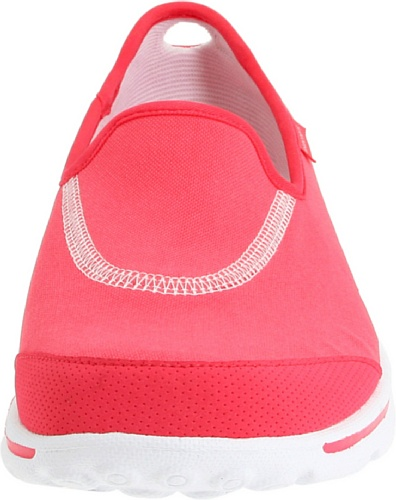Skechers GO Walk 13510, Scarpe chiuse donna Rosa (Pink (HPK))
