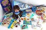 101620 Schultüte 22cm Monchhichi Junge gefüllt mit Spielzeug Geschwistertüte