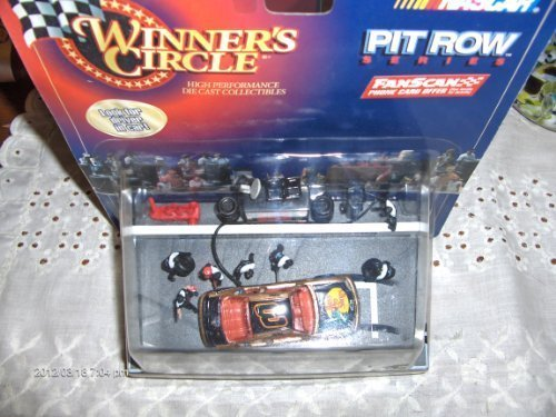 winners-circle-nascar-pit-row-series-dale-earnhardt-goodwrench-bass-pro-shops-3-pit-row-pit-stop-dio