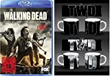 The Walking Dead Staffel 8 (+Walking Dead Tasse) [Blu-ray]