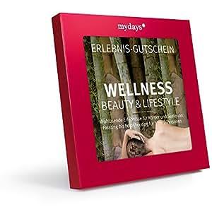 mydays Magic Box: Wellness, Beauty und Lifestyle – Erlebnis-Gutschein – Geschenk-Idee