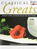 Reader'S Digest Piano Library Classical Greats Pf Book/2Cd - Best Reviews Guide