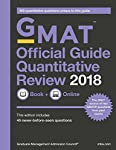 The GMAT Official Guide Quantitative Review provides targeted preparation for the mathematical portion of the GMAT exam. Designed by the Graduate Management Admission Council, this guide contains 300 real GMAT questions from past exams including 45 n...