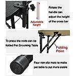 Beyondfashion 75cm x 46cm x 82cm Portable Foldable Dog Pet Large Grooming Table Excellent Working Platform Waterproof… 14