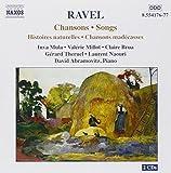 Ravel : Chansons