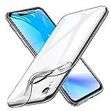 ESR Cover iPhone XR, Custodia Gel Trasparente Morbida Silicone Sottile TPU [Ultra Leggera e Chiaro]...
