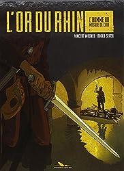 L'or du Rhin, Tome 1 : L'homme au masque de cuir