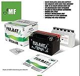 Fulbatt 550620B361 Batterie YTX 7L-BS Suzuki GZ125...