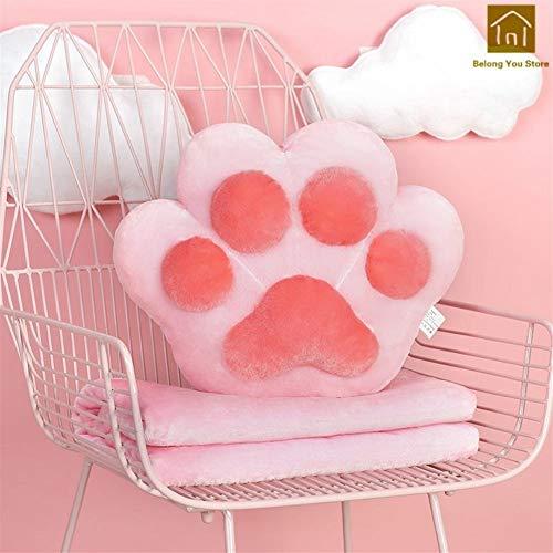 Almohada Uña gato cojines for sillas lindo manta