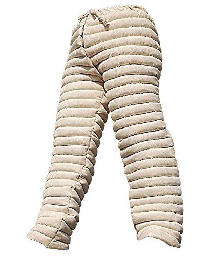AER Gladiator Textil Bein Rüstung für Thraex und Hoplomachus/Größe M/Römische Gladiator Rüstung/Ancient Empires Reproductions -