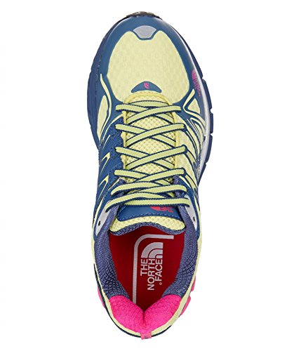 The North Face W Ultra Equity, Chaussures montantes women YELL/BLUE