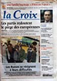 Telecharger Livres CROIX LA No 35148 du 31 10 1998 UNE FAMILLE HEUREUSE D ETRE EN FRANCE LES PARTIS REDOUTENT LE PIEGE DES EUROPEENNES LES RUSSES SE RESIGNENT A LEURS DIFFICULTES L ACTUALITE POUR LE PREFET DE CORSE LES COMPORTEMENTS ONT CHANGE EN HUIT MOIS LE RAPPORT DE MGR TUTU PROVOQUE UN MALAISE EN AFRIQUE DU SUD HAKKINEN ET SCHUMACHER DEUX PILOTES POUR UN SEUL TITRE LE FORUM LE PACS A NOUVEAU EN DEBAT PAR SOEUR MORGRON PIERRE PATRICK KALTENBACH JEAN MICHEL BELORGEY ET PAUL MOREAU LES R (PDF,EPUB,MOBI) gratuits en Francaise