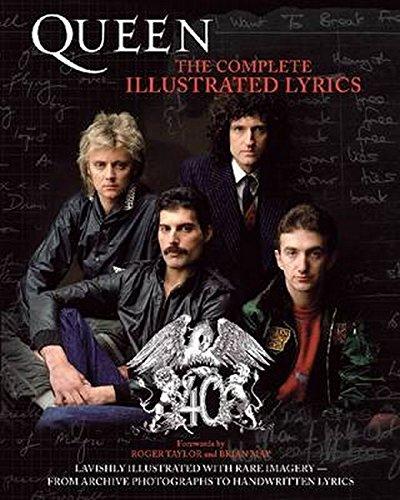 Queen: The Complete Illustrated Lyrics por Queen