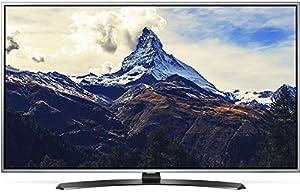 LG 49UH668V 49 Inch SMART 4K Ultra HD HDR LED TV Freeview HD Freesat HD WiFi (Certified Refurbished)