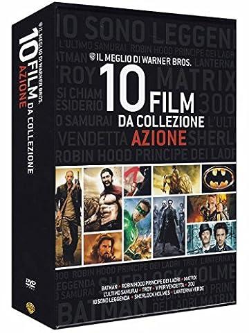 Il meglio di Warner Bros. - 10 film da collezione - Azione [Import anglais]