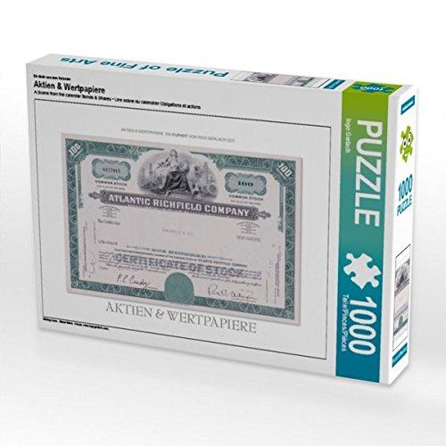 Ein Motiv aus dem Kalender Aktien & Wertpapiere 1000 Teile Puzzle quer