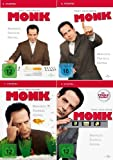 Monk Staffeln 5-8 (16 DVDs)