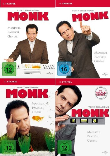 Staffeln 5-8 (16 DVDs)