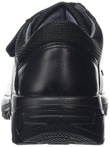 Ricosta Jack 4330100, Mocassins Garçon Noir - Black (Black 090)