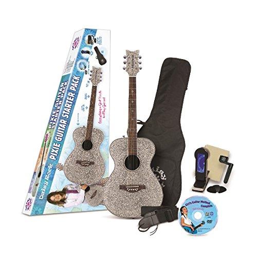 Daisy Rock 14/6216 - Set per principianti Pixie con chitarra acustica