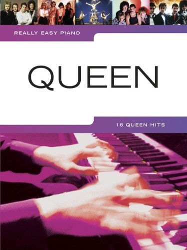Really Easy Piano: Queen - Partitions