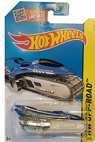 Off-Road, Tread Air [Blue] Treasure Hunt Die-Cast Vehicle #106/250 by Hot Wheels ()