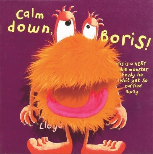 Calm Down Boris! (Sam Lloyd Series)