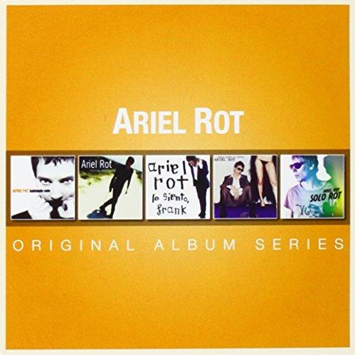 Original Album Series by Ariel Rot (2014-08-03) - Ariel Album