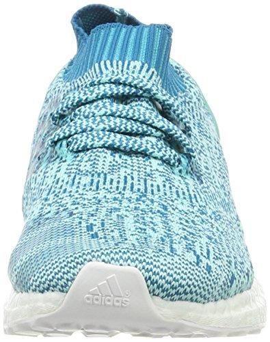 adidas Damen Ultraboost Uncaged W Gymnastikschuhe Türkis (Energy Aqua F17/MYSTERY Petrol F17/Ftwr White)