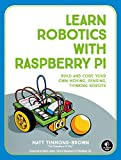 Best Raspberry Pi Books - Learn Robotics With Raspberry Pi Review
