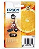 Epson C13T33414022 Foto Black Original Tintenpatronen Pack of 1