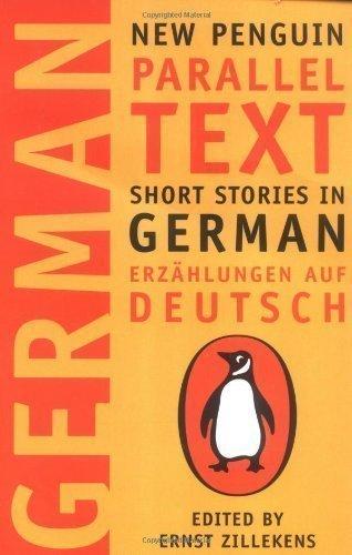 German Short Stories: Deutsche Kurzgeshichten (New Penguin Parallel Texts Series) by none (2003)