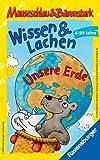 Ravensburger 23289 - Mauseschlau und Bärenstark Wissen und Lachen: Unsere Erde - Kinderspiel/ Reisespiel