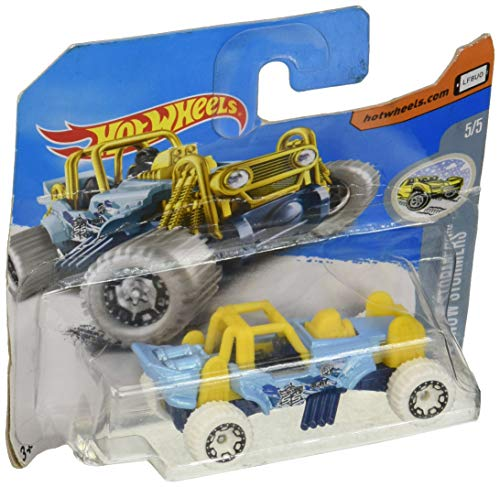 Hot Wheels 5785 - zufällige Autos/Fahrzeugmodelle, je 1 Fahrzeug, 1er Pack, (Modell -