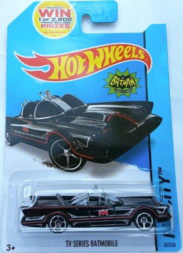Preisvergleich Produktbild Hot Wheels 2014 HW City CLASSIC TV SERIES BATMOBILE (BATMAN) 65/250