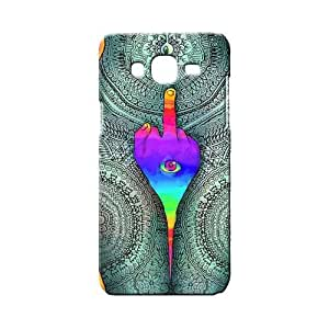 G-STAR Designer 3D Printed Back case cover for Samsung Galaxy A7 - G2287