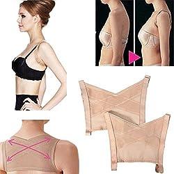 Denshine Damen Geradehalter, für Rücken und Schultern
