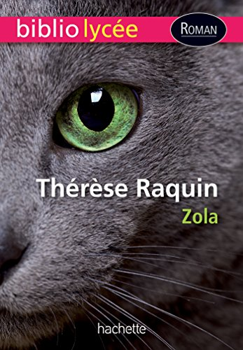 Therese Raquin par Emile Zola