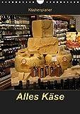 Alles Käse / Planer (Wandkalender 2019 DIN A4 hoch): Ein Küchenplaner - nicht nur für Käse-Liebhaber (Planer, 14 Seiten ) (CALVENDO Lifestyle)